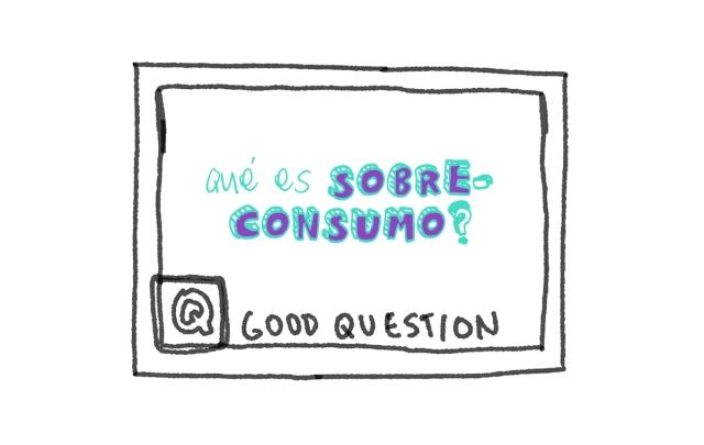 Que es sobreconsumo?