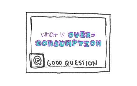 What is overconsumption