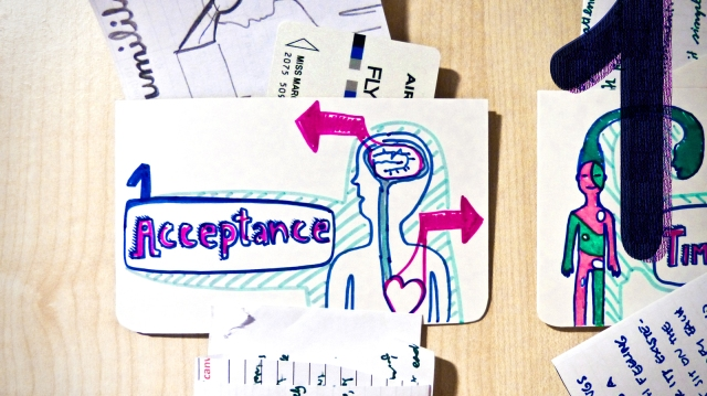 1- Acceptance