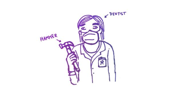 dentist hammer